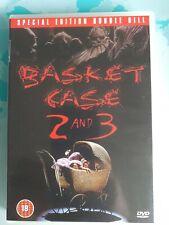 Basket Case 2/Basket Case 3 - The Progeny DVD (2004) Cult, Gore, Horror