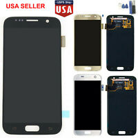 For Samsung Galaxy S7 SM-G930F LCD Display + Touch Screen Digitizer Assembly