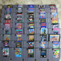 Nintendo NES Games ✨BUY MORE & SAVE✨ Authentic USA Nice Condition Great Games!
