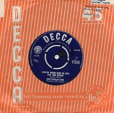 UNIT FOUR PLUS TWO  (YOU'VE) NEVER BEEN IN LOVE LIKE THIS BEFORE  UK DECCA  60s