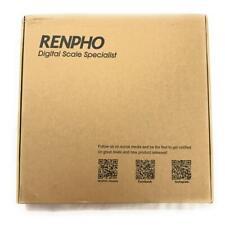 Renpho Smart Body Fat Scale Bluetooth Digital Wireless Bathroom Scale