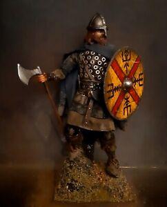 "12"" CUSTOM VIKING EARL, BRUTAL ANCIENT NORSE BERZERKER WARRIOR 1/6 FIGURE IGNITE"