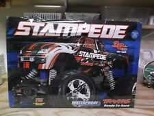 TRAXXAS STAMPEDE R/C READY TO RUN COMPLETE FACTORY SEALED