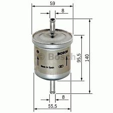 Kraftstofffilter - Bosch 0 450 905 002