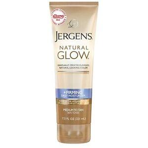 Jergens Natural Glow + Firming Daily Moisturizer Medium