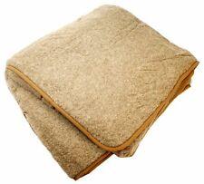 Merino Wool Survival Blanket - Brown