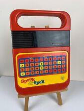Texas Instruments - Speak and Spell - ©1978 - WORKS! - Original!