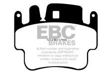 EBC Bluestuff Front Brake Pads Porsche Cayman Cast Iron Discs only 3.4 2005 > 06