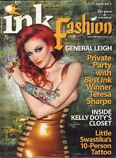 Ink Fashion magazine No.7 Kelly Doty VG 031116DBE