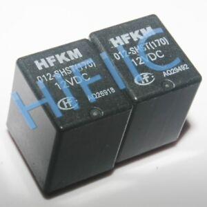 1PCS HFKM 012-SHST 12VDC Brand New Relay