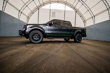 Tuff t07 9,5x22 jantes + pneus atturo trail M/t 33x12,5x22 Ford f150 Nouveau