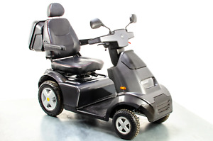 TGA Breeze S4 Used Mobility Scooter 2020 Facelift 8mph Large Road Legal All-Terr