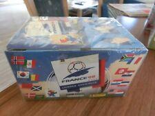 PANINI BOX DISPLAY WORLCUP 1998 FRANCE 98 * 100 Tüten packs sealed OVP