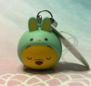 Disney Tsum Tsum Sleeping Easter Pooh JAPAN Konami Arcade Strap RARE ❤️