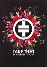 Take That :The Ultimate Tour  (DVD, Nov-2006, New