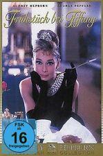 Frühstück bei Tiffany - Audrey Hepburn - DVD - NEU - OVP