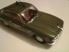 MODELLINO SCALA 1/43 DELLA ALFA ROMEO  2600 SPRINT 1962 SQUADRA MOBILE della DEA
