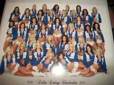 2010-2011 DALLAS COWBOYS CHEERLEADERS Picture Photo DCC hot SEXY pic