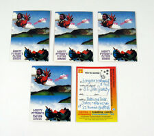 Lot of (5) 1995 Cornerstone Monty Python's Flying Circus Promo Card (P2) Nm/Mt