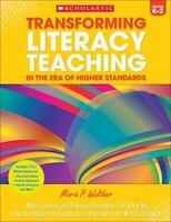 Transforming Literacy in the Era of Higher Standards: Teachers Homeschoolers