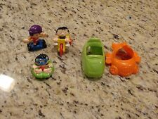 Bobby's World 1994 McDonald's Toy Lot GUC