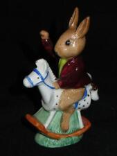 "Royal Doulton, England, Tally Ho Bunnykins, Db 12, Figurine, 3 3/4"""