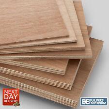 WBP Hardwood Plywood B/BB Superior Grade 2440mm x 1220mm (8ft x 4ft)