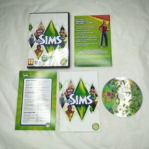 The Sims 3 PC DVD base game MAC or Windows 10th Anniversary Edition