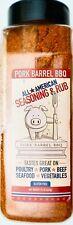 Pork Barrel BBQ All American Seasoning & Rub Made in USA, 22 Ounces