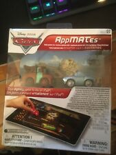 disney cars appmates s mater and finn mcmissle character toys