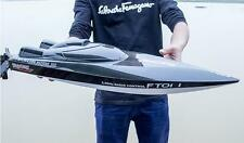 No Battery! Feilun Ft011 65Cm 2.4G Brushless Rc Boat High Speed Racing Boat