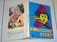 PINOCCHIO STORY Oggiscuola Anno II n. 3 del 1978 Comencini Collodi