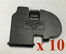 10 x QTY Canon EOS 10D D30 D60 DSLR Battery Door Cover Lid Replacement Part New