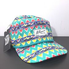 171fa6205f5 Billionaire Boys Club Block Party 90s Color Block Logo Snapback Baseball  Cap Hat