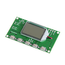 PLL LCD Digital FM Radio 87-108MHZ Receiver Module Wireless Microphone Stereo