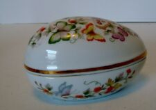 Vintage Collectible Avon Egg Trinket -Dated: 1974-s21