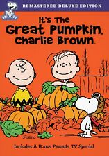It's the Great Pumpkin Charlie Brown (Peanuts Halloween) - DVD - Brand New!