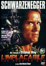 Dvd L'implacabile (1988) - Arnold Schwarzenegger .....NUOVO