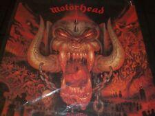 MOTORHEAD    Sacrifice   vinyl LP unplayed