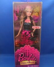 Barbie~Happy Halloween~2014~ Target~MIB
