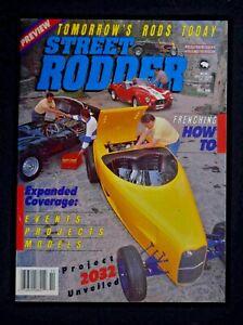 STREET RODDER MAGAZINE - OCTOBER 1989