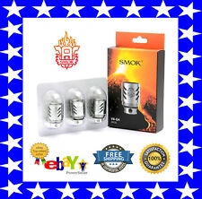 GENUINE SMOK TFV8 TANK TFV8 COIL Cloud Beast V8-Q4 Replacement Coils 1 PACK