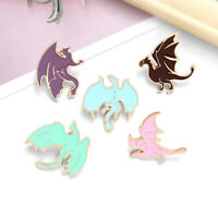 Beast Badge Dinosaurs Brooches Enamel Pins Suit Scarf Clip Bags Lapel Pins