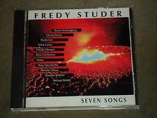 Fredy Studer Seven Songs Trilok Gurtu Nana Vasconcelos Miroslav Vitous