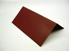 Reproduction Maroon Sheet Metal Roof for American Flyer Tool Shed & Log Loader