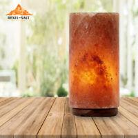 Large Rock Salt Lamp Authentic Himalayan Night Lamp Relax Healing Home Decor NEW