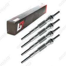 4x GLOW PLUG FOR TOYOTA 4 RUNNER 3.0 TURBO D 125PS 93-02 11 VOLT