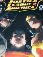 Justice League of America (2006) Issues 0 1 2 3 4 5 6 7 8 9 *FREE PRIORITY SHIP*