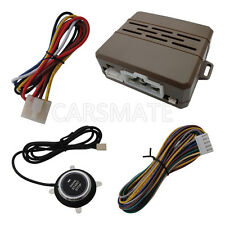 Universal Remote Start Car Module With Engine Start & Stop Push Button In Stock