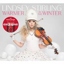 Lindsey Stirling - Warmer In The Winter CD + 2 EXTRA SONGS  target 2017 version